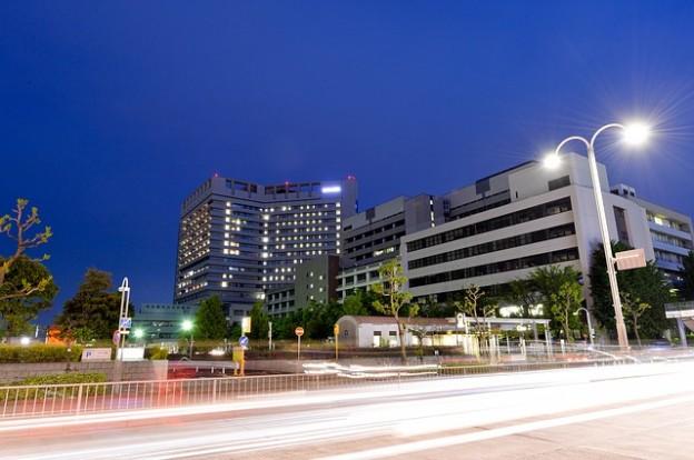 hospital night-view-767852_640