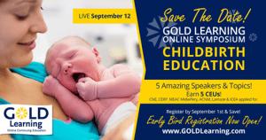 GOLD Online Symposium on Childbirth Education @ Online!