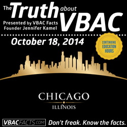 "Chicago ""Truth About VBAC"" Workshop @ Adventist La Grange Memorial Hospital, Room: Dixon B 